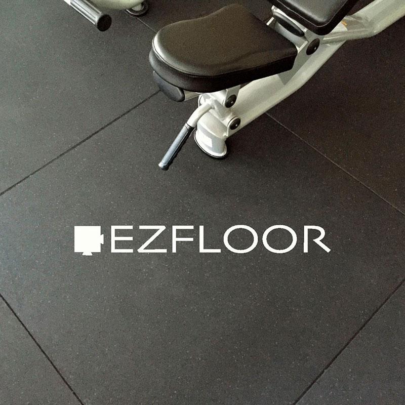 Rubber Floor Tiles 10 Pack